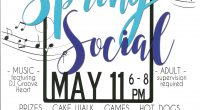 Our annual spring social is Friday, May 11th 6-8pm Admission is free. Come out for some conversation over tea & coffee, games, music and a Water Bucket Challenge! Hot dog concession. A musical Cake […]